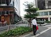 六本木駅1a番出口をでて六本木通りを渋谷方面に約5分程進み、マクドナルドの角を左折します。